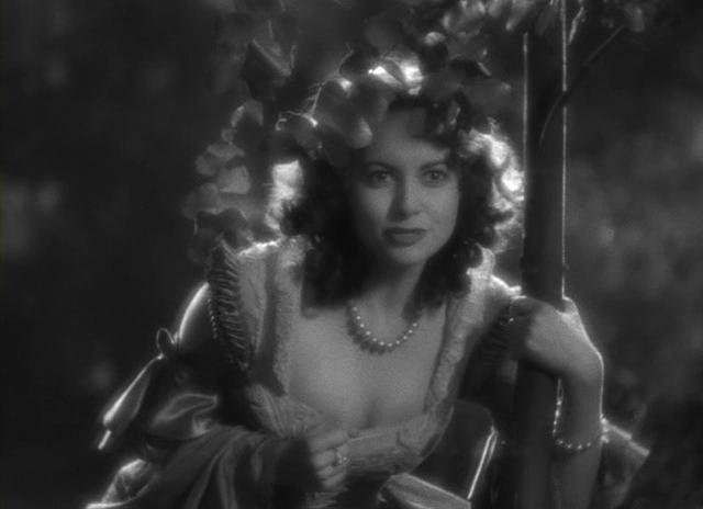 Оливия де Хэвилленд - Гермия (Сон в летнюю ночь, 1935)