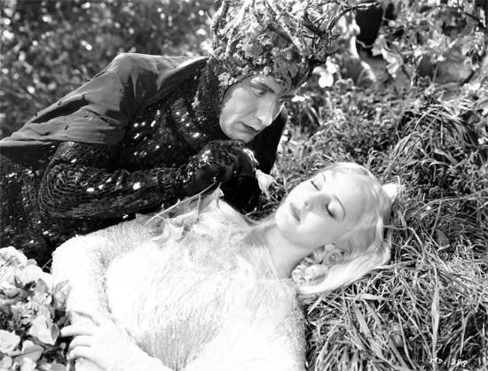 Оберон и Титания (Сон в летнюю ночь, 1935)