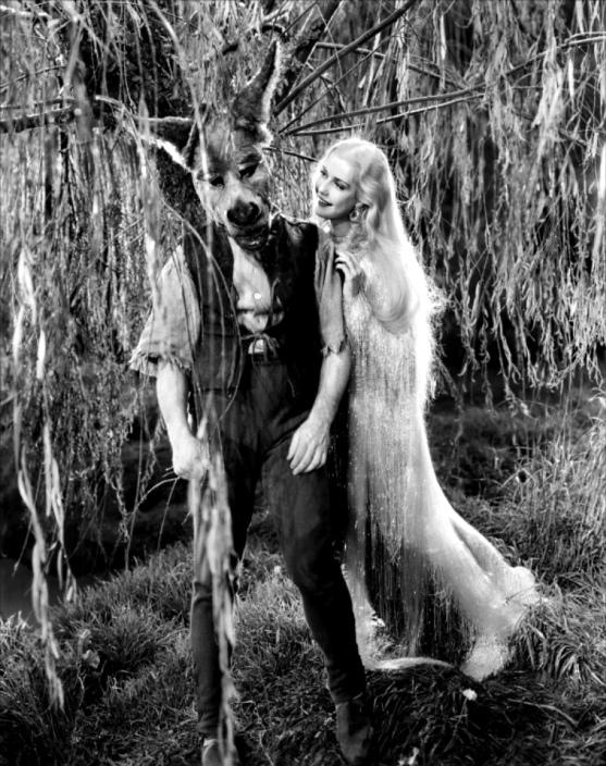 Титания и Основа (Сон в летнюю ночь, 1935)