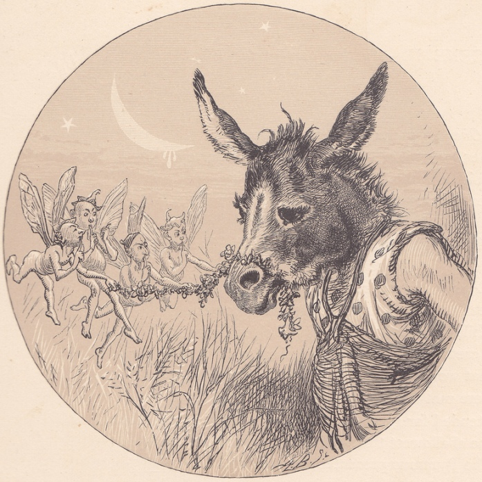 Alfred Fredericks - Основа (Шекспир - Сон в летнюю ночь)