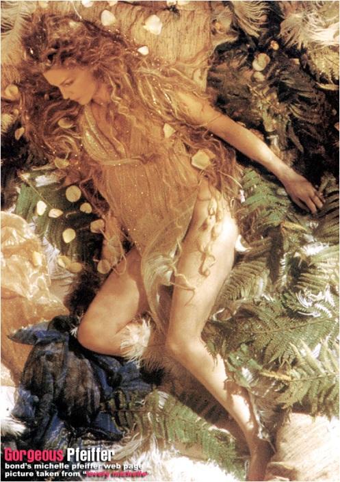 Мишель Пфайффер - Титания  (Сон в летнюю ночь, 1999)