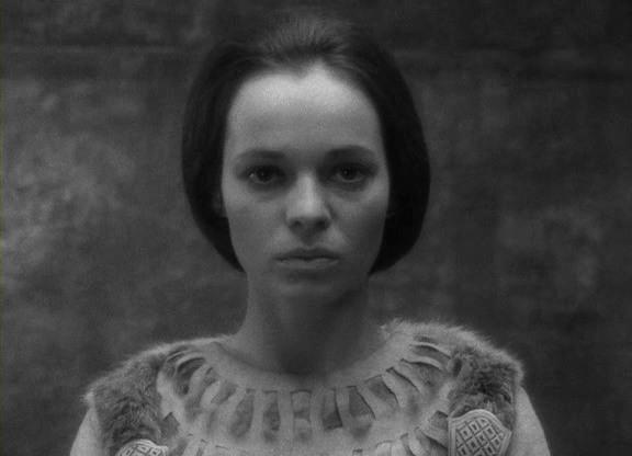 Regele Lear (1971), Anne-Lise Gabold în rolul de Cordelia