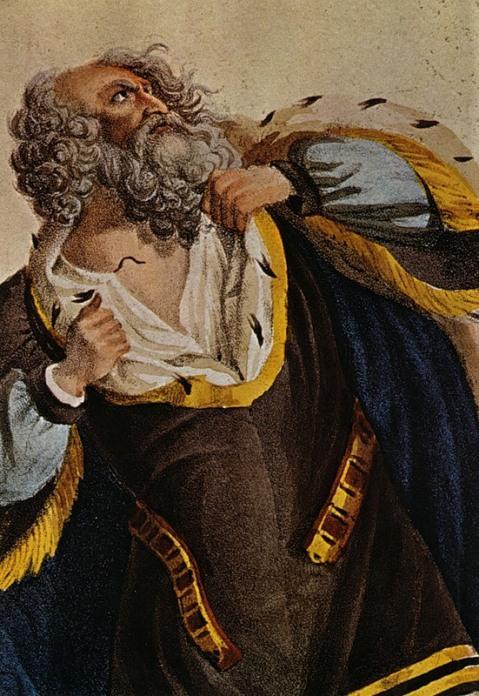 Jean-Francois Ducis. Король Лир