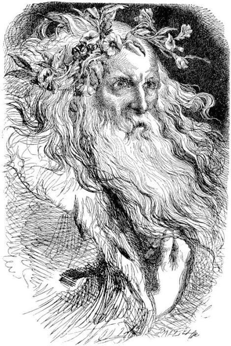 John Gilbert.  Regele Lear