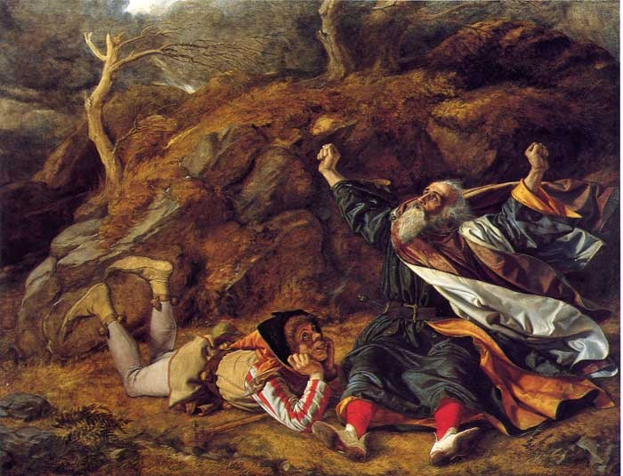 William Dyce. ������ ��� � ��� �� ����� ������