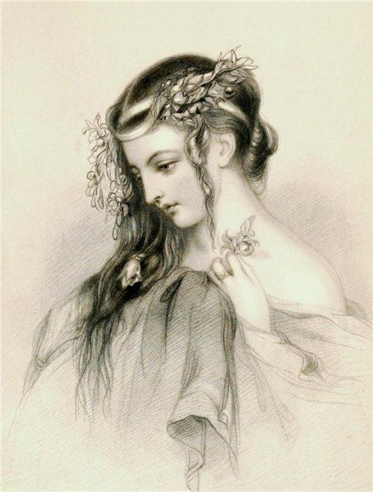 Офелия (Шекспир - Гамлет)