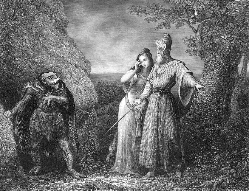 an analysis of the character of caliban in the play the tempest by william shakespeare Time-saving lesson video on the tempest with clear understand a play by william shakespeare  isshakespeare analyze the character of caliban.