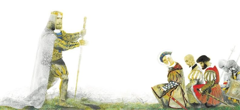 Павел Татарников - Просперо возвращает себе герцогский титул (Шекспир - Буря)