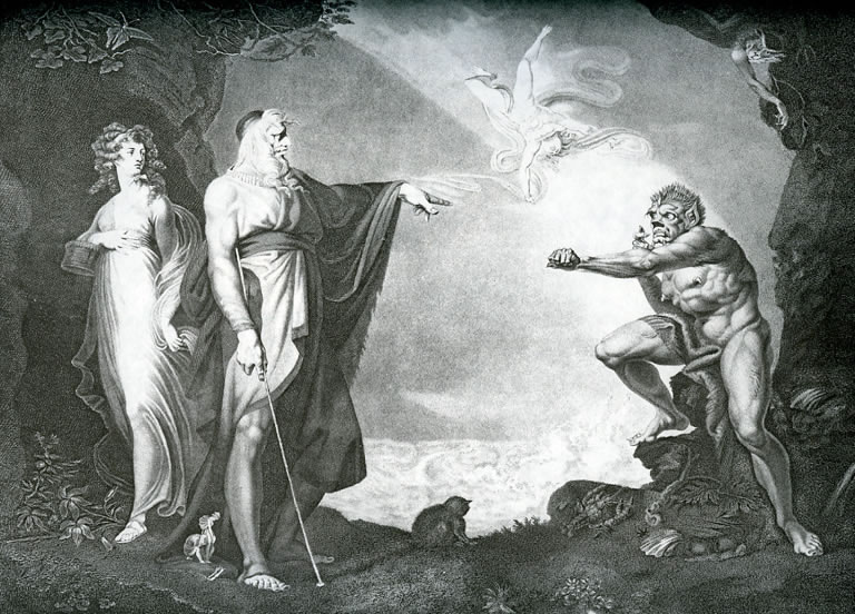 """a literary analysis of the significant role of caliban in the tempest by william shakespeare In ania loomba's selection from gender, race, renaissance drama, loomba discusses the """"gender-blindness"""" in most postcolonial criticism of william shakespeare's the tempest."""