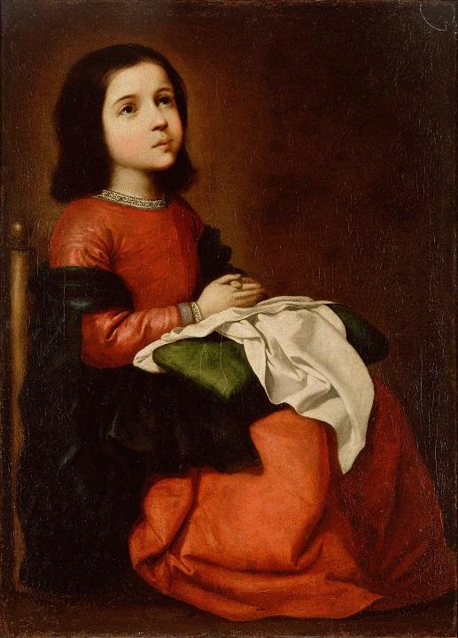 Детство Девы Марии Сурбаран.jpg