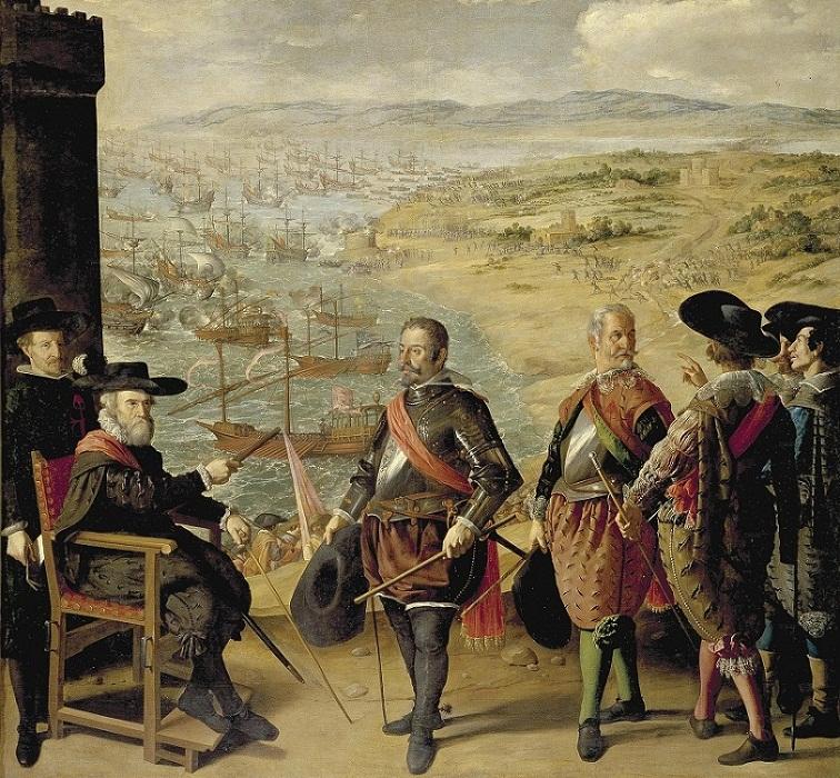 Оборона Кадиса против англичан Сурбаран.jpg