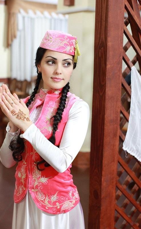 крымские татары фото девушек