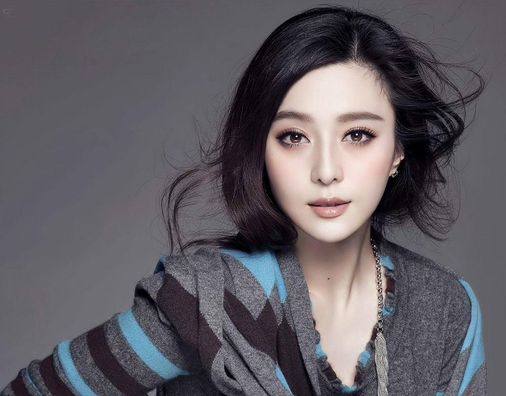 прекрасная девушка-китаянка Фань Бинбин / Fan Bingbing. фото