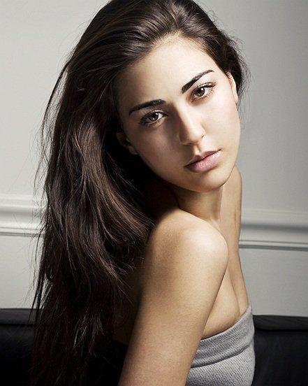 самые красивые алжирские женщины: Мириам Бензерга / Myriam Benzerga фото