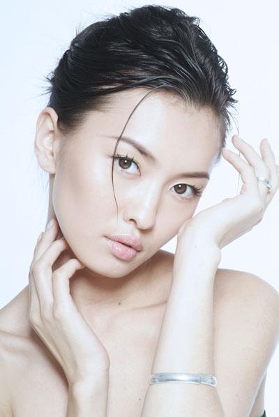 самая красивая бурятка Мария Шантанова модель. фото