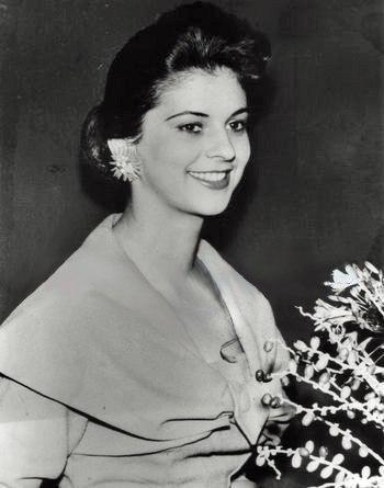 Лус Марина Сулуага / Luz Marina Zuluaga Мисс Вселенная 1958 фото