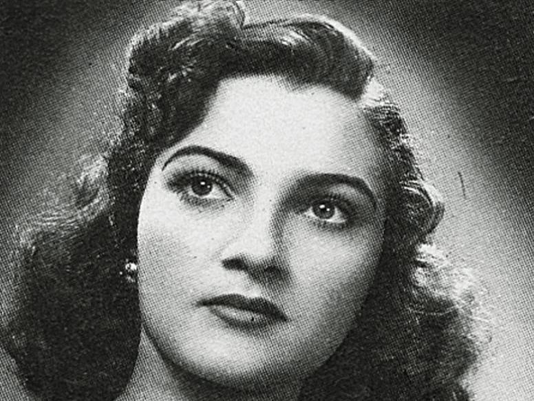 Мириам Сожо Самбрано / Myriam Sojo Zambrano - Мисс Колумбия 1949