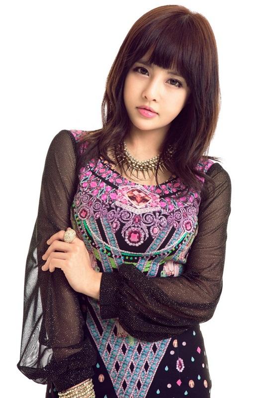 красивые фото девушки кореянки