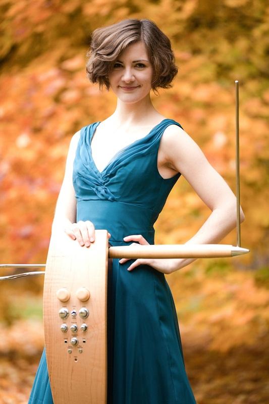 Самая красивая лужичанка (лужицкая сербка) Каролина Айк фото