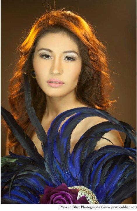 Tenzin Norzom Мисс Тибет 2010 фото