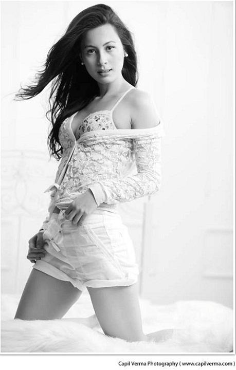 тибетская девушка-модель Tenzin Yangkyi Мисс Тибет 2011 фото