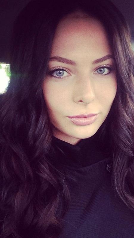 Юлия алипова в образе женщины