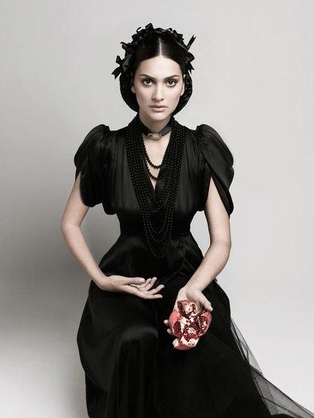 Самая красивая черкешенка - турецкая актриса Бергюзар Корель / Bergüzar Korel фото