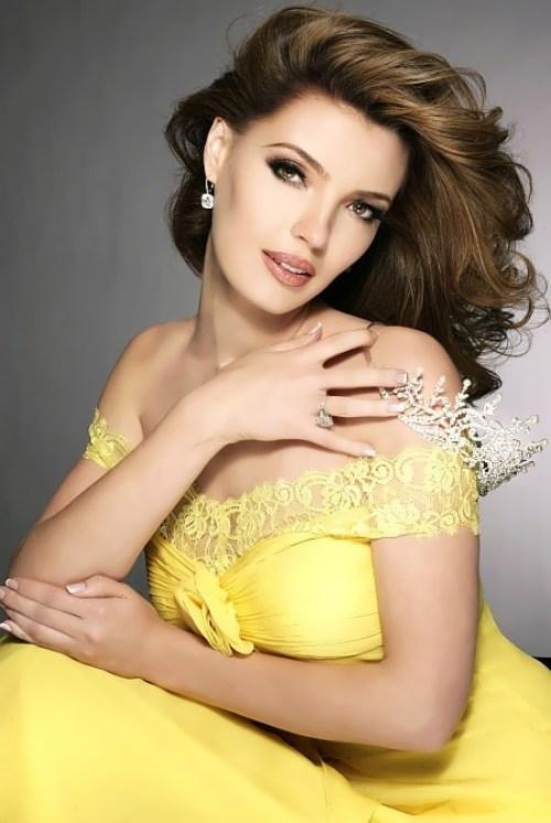 Александра Николаенко - модель, телеведущая, актриса, Мисс Украина 2001