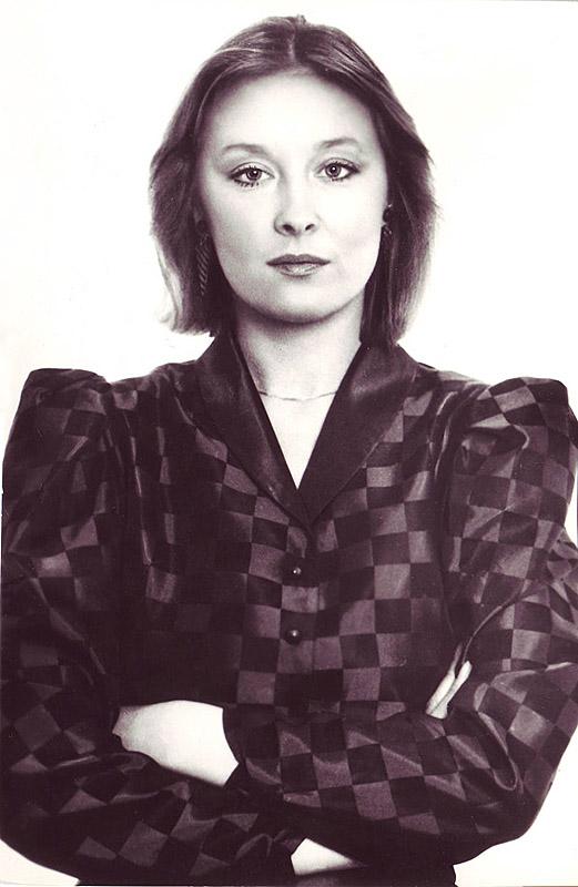 актриса Лариса Удовиченко в молодости. фото