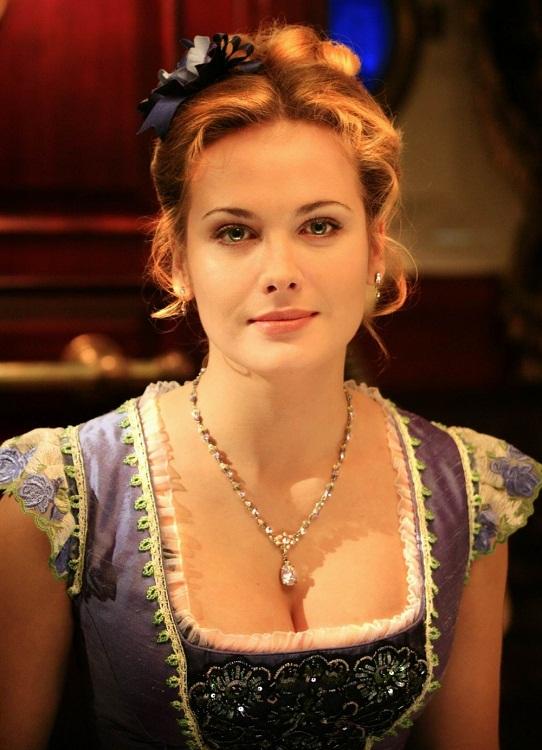 знаменитая русская женщина которая снималась в фильме