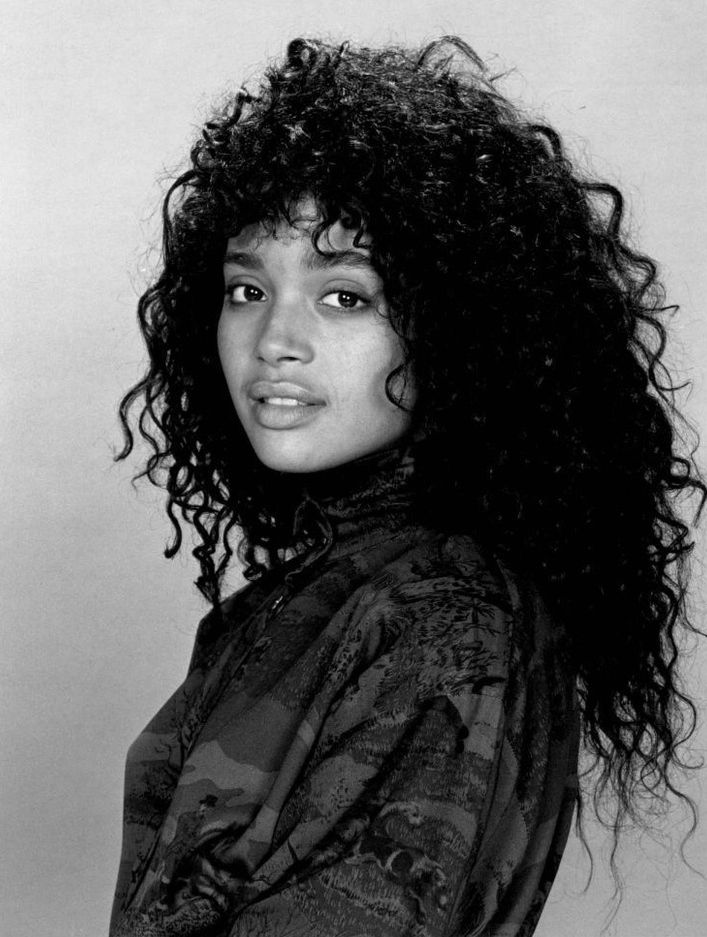 Лиза Боне / Lisa Bonet еврейка-афроамериканка фото