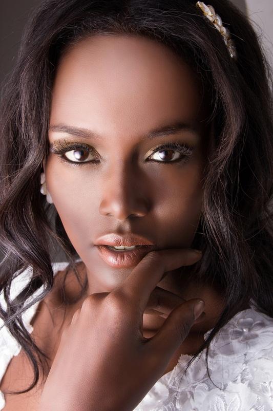 Тахуния Рубель / Tahounia Rubel красивая эфиопская еврейка. фото