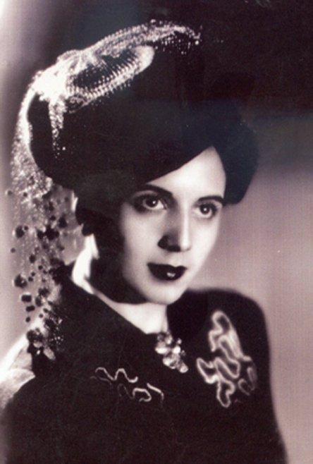 Мария Эва Дуарте Перон / Eva Perón / Эвита / Evita в молодости. фото