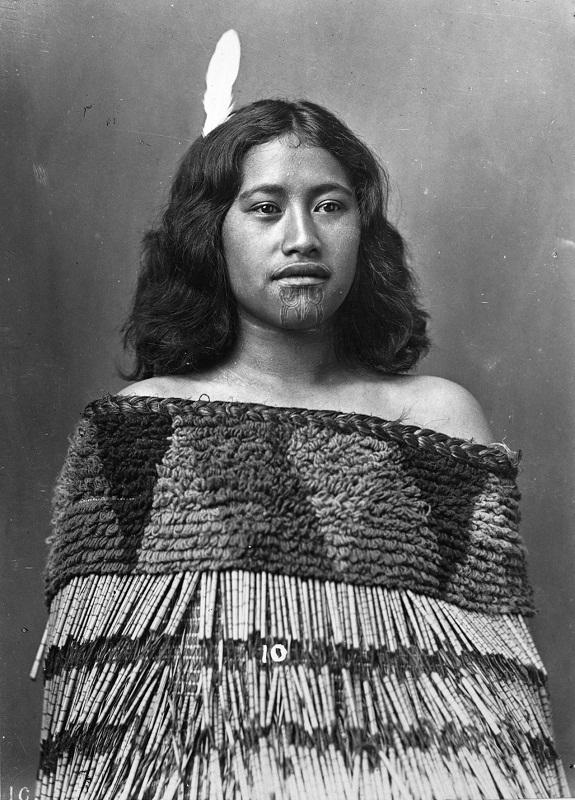 маори девушки фото