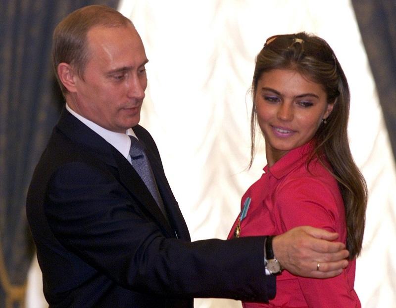 фото путин кабаева