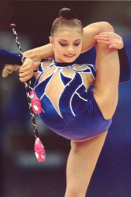 Девочка гимнастка голая фото 667-138