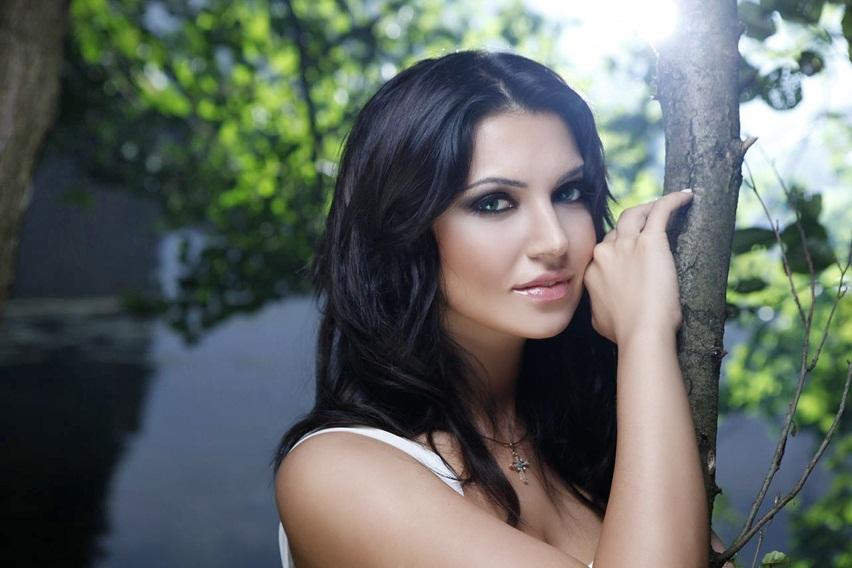 оперная певица Зарина Малити Eva Mali фото