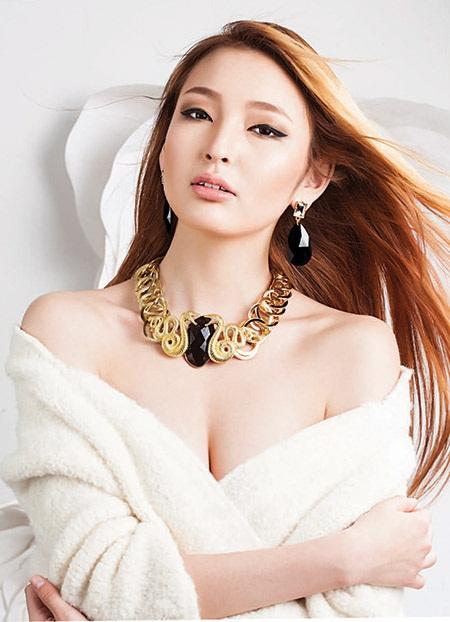 Ю.Балжидмаа - Мисс Монголия 2014
