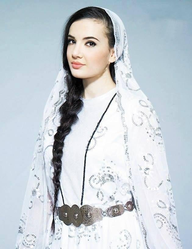 самые красивые дагестанские девушки: Фаина Абдуллаева