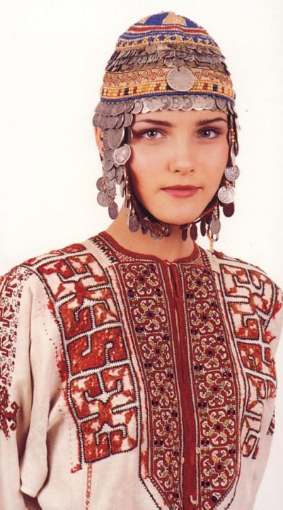 Самая красивая чувашка - модель Роза (Розалия) Муравьева (Чебоксары). фото