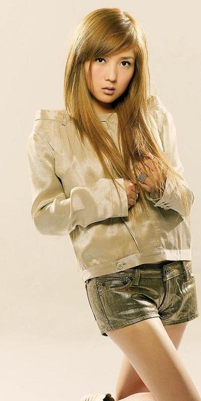 Самые красивые женщины народов Китая: He Jie. фото