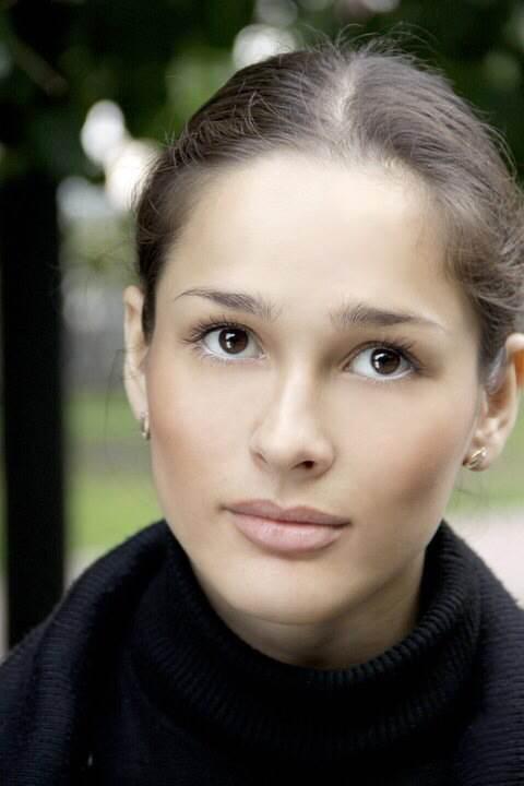 таджичка Саера Сафари (Сафарова). фото
