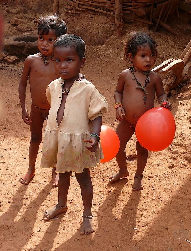 голенькие дети фото