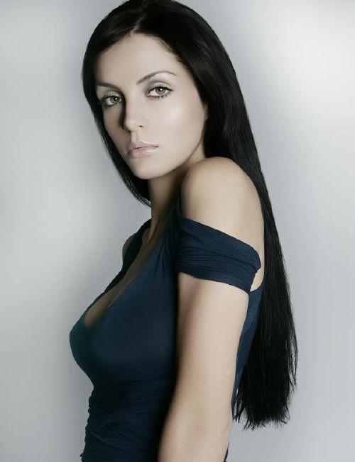 самые красивые греческие модели: Бети Кураку фото