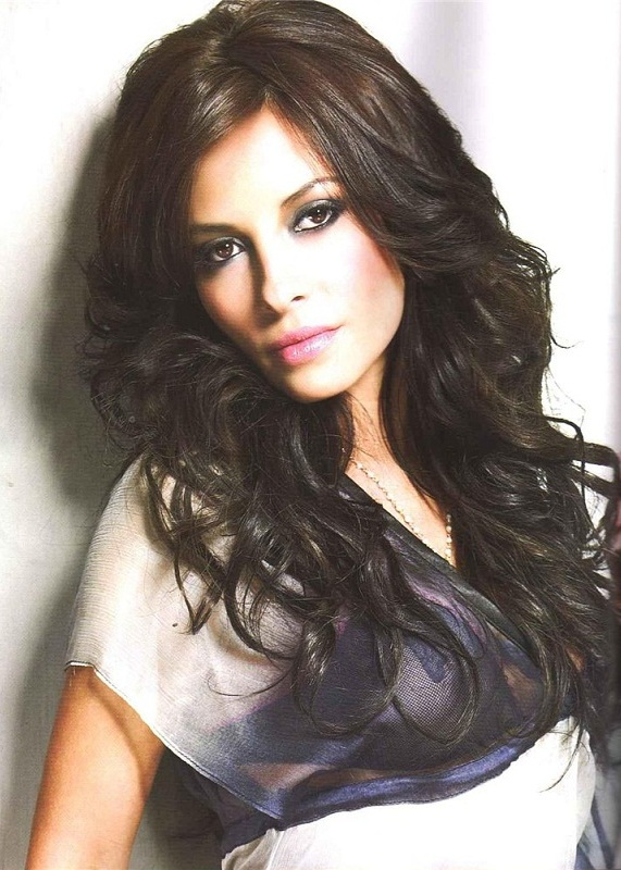 самые красивые женщины-мексиканки: Элизавет Сервантес / Elizabeth Cervantes