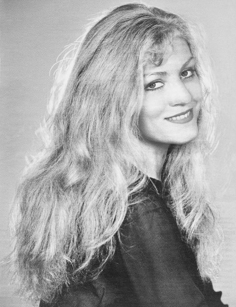 Анна Герман в молодости фото