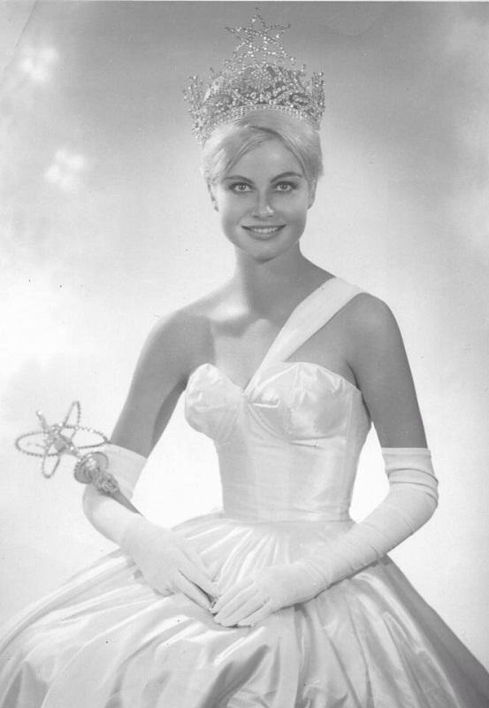 Марлен Шмидт / Marlene Schmidt Мисс Вселенная 1961