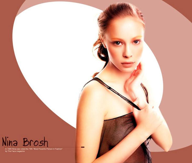 Нина Брош / Nina Brosh фото