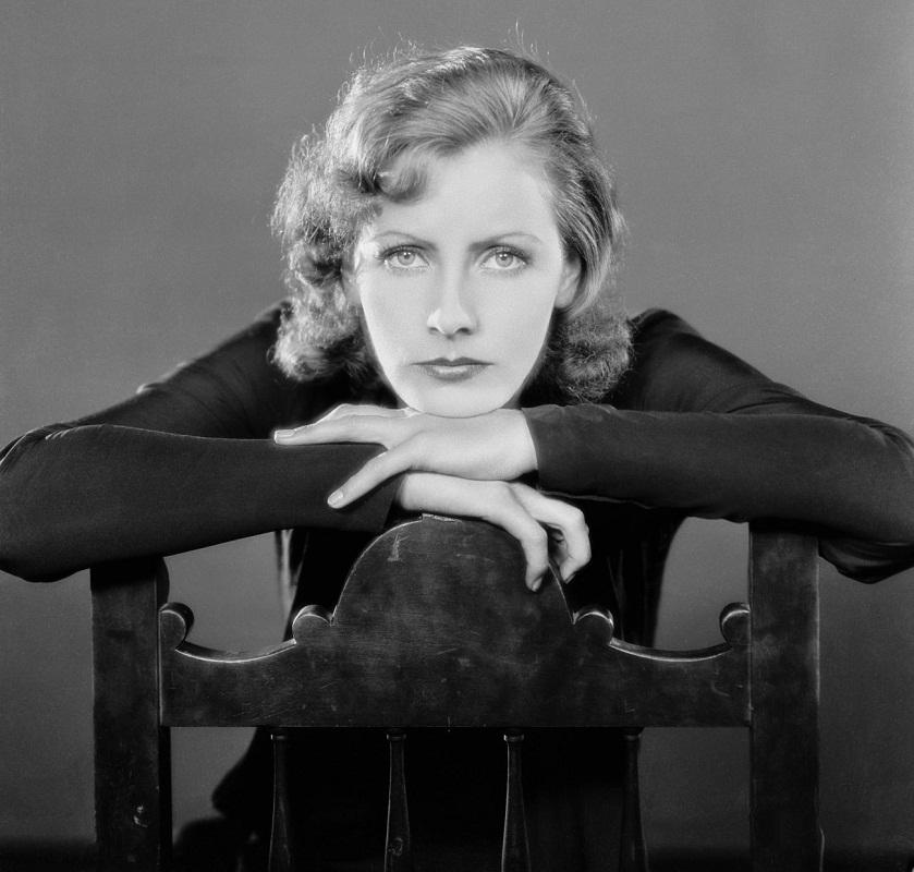 шведка Грета Гарбо / Greta Garbo. фото