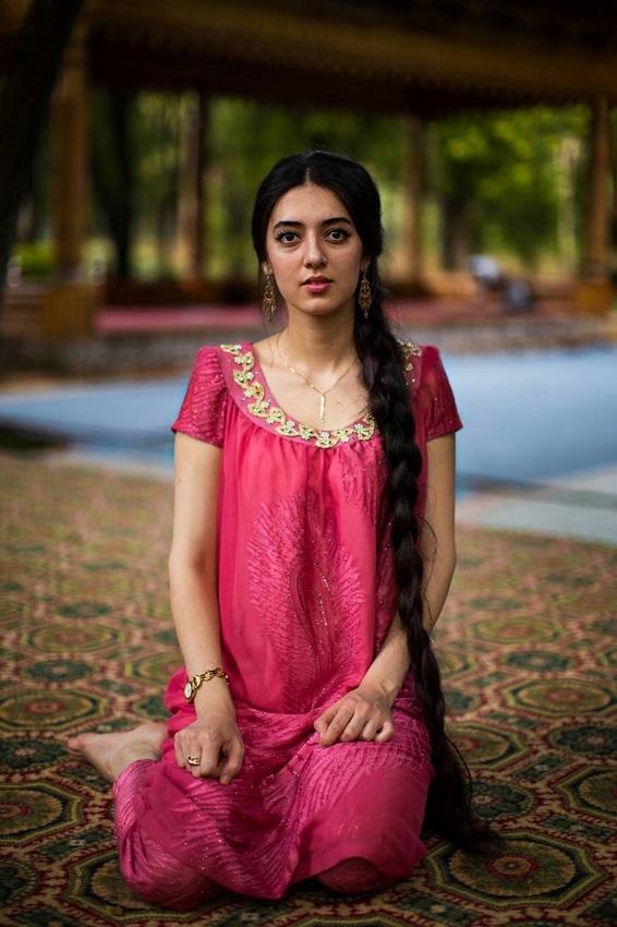 красивые таджички душанбе фото